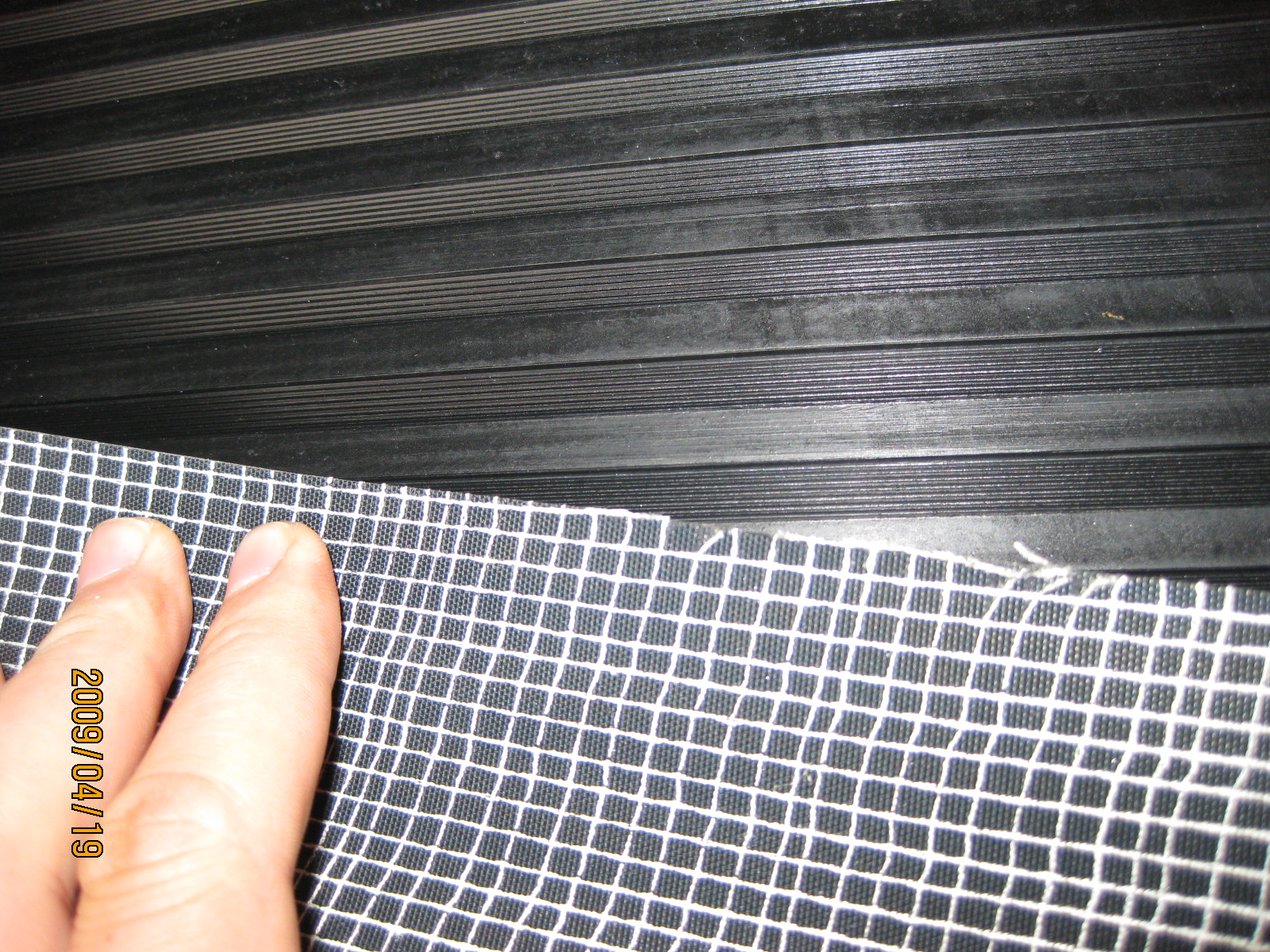 American mat mix-ribbed R-2