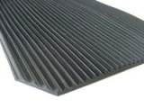 Fine ribbed mat